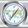Векторный клипарт: компас