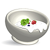 Vector clipart: dairy product