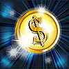 Векторный клипарт: доллар
