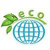 Vector clipart: eco