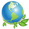 Vector clipart: eco