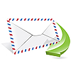 Vector clipart: envelope