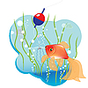 Vector clipart: fish