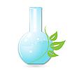 Vector clipart: flask