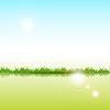 Vector clipart: green texture