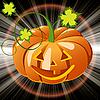 Vector clipart: halloween pumpkin