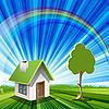 Vector clipart: House