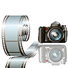 Vector clipart: photo film