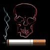 Vector clipart: Smoking