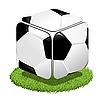 Векторный клипарт: площадь шара