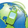 Vector clipart: Telephone