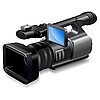 Vector clipart: Video Camera