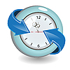 Vector clipart: watch