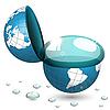 Vector clipart: water