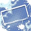 Vector clipart: white frame