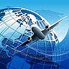 Vector clipart: plane