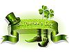 Векторный клипарт: Санкт Патрика День