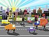 Векторный клипарт: город