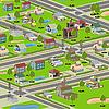 Vector clipart: city
