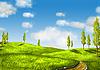 Landscape | Stock Illustration