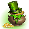 Vector clipart: St. Patricks Day