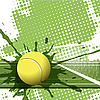Vector clipart: Tennis