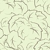 Vector clipart: seamless texture of foliage