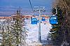 ID 3098152 | Luftseilbahn Skilift | Foto mit hoher Auflösung | CLIPARTO
