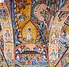 Photo 300 DPI: Ceiling of Rila Monastery in Bulgaria