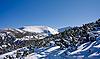Photo 300 DPI: Winter mountains landscape. Bulgaria, Borovets