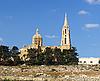 Photo 300 DPI: Church on Gozo, Maltese islands