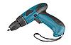Blauer Akku-Bohrschrauber | Stock Foto