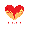 heart in hands