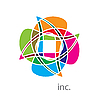 Vector clipart: abstract company logo