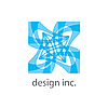 Vector clipart: company logo design