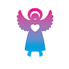 Vector clipart: love angel