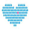 Vector clipart: heart
