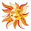 Sun | Stock Vector Graphics