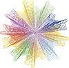 Векторный клипарт: абстрактный цветок