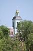 Kirche in Tsaritsino | Stock Photo