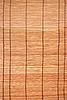 棕色竹席背景   免版税照片