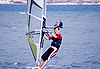 Windsurfing on the sea | Stock Foto