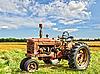 ID 3166535 | Старинный трактор | Фото большого размера | CLIPARTO