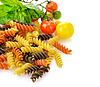 Colorful pasta | Stock Foto