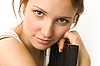 Schöne junge Frau | Stock Photo