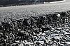 Photo 300 DPI: Layer of freshly applied asphalt