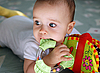 Baby with toys | Stock Foto