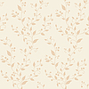 Vector clipart: Floral vintage seamless pattern