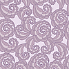 Vector clipart: seamless pattern with spirals