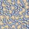 Seamless abstract wavy pattern